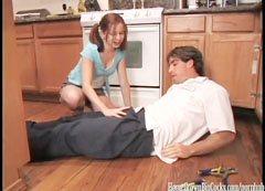 Den hemmafru och rörmokaren