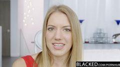 Candice och den svarta penetrator