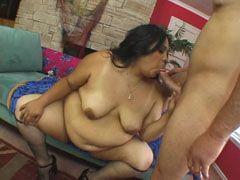 Min favorit fet kvinna
