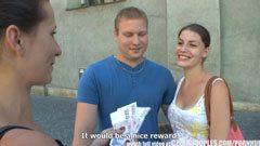Den förförd tjeckiska par
