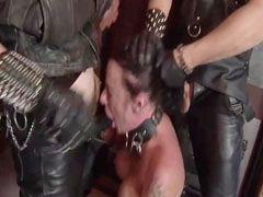 De två herrar och deras slav