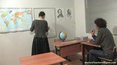 Emilia, den geografiska lärarinna