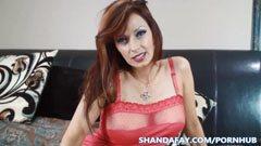 Shanda, mamman som älskar analsex