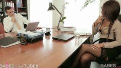 Den unga sekreterare