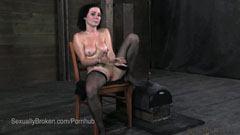 Veruca James, sexuellt bruten