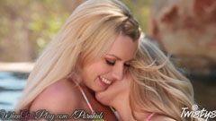 Lexi och den blonda flickan