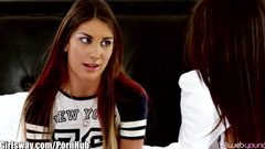 August Ames och Janice Griffith