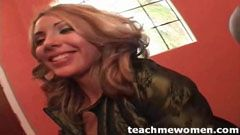 Lorena Sanchez, den fantastiska milf