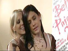 Julia Ann och Raylene