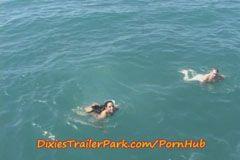 Orgie på havet