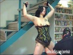 Extrem amatör näve sex
