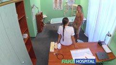 Sjuksköterskan och patienten