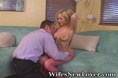 Hustrun och hennes nya älskare