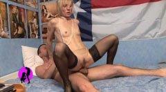 Kåta franska fruar