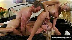 Puma Swede, Kelly Madison és a bráner