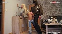 Rånaren och den blonda flickan
