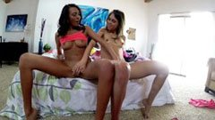 Riley Reid och Janice Griffith